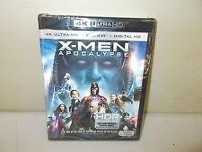 X-men: Apocalypse 4k Ultra Hd- NEW IN PACKAGE!
