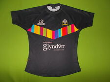 Shirt NORTH WALES CRUSADERS (M) RHINO 2012 PERFECT !!! Jersey Rugby home