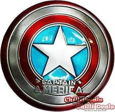 Marvel comics CAPTAIN AMERICA SHILED metal/steel Men's Ladies unisex Belt Buckle
