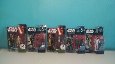 lot figurines star wars hasbro neufs