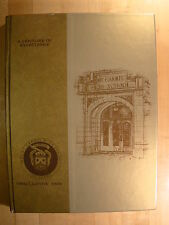 Mount Carmel High School Chicago IL Illinois 2000 Annual Yearbook  Year Book