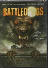 Battledogs DVD Craig Sheffer Ernie Hudson NEW Asylum