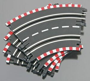 "1:43 Scale Spin Drive 5.4"" Curve Track - 4pcs. - Revell #RMXW6115"