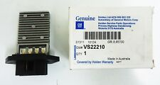 Holden Genuine New Heater Fan Resistor Std Air Con Suits VN VP VR VS Commodore