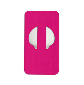 ENLITE MEDTRONIC - HQ adhesive patch, overtape for sensor - PINK