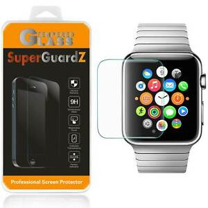 Tempered Glass Screen Protector Guard For Apple Watch Series 6 5 4 (40 /44 mm)