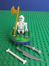 genuine LEGO NINJAGO BONEZAI spinner SET minifigure ninja WEAPONS lot 424