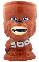 NEW Disney Star Wars CHEWBACCA Ceramic Goblet w/ hot cocoa mix