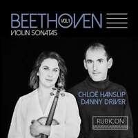 Chloe Hanslip & Danny Driver - Violon Sonates À. 1 Neuf CD
