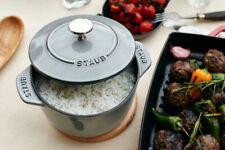 Staub Cast Iron 0.75-qt Petite Cocotte   -  Brand New in Retail Box