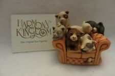 """Confined Claws"" Harmony Kingdom Treasure Jest Ltd Ed - Tjcica3 - Mib"