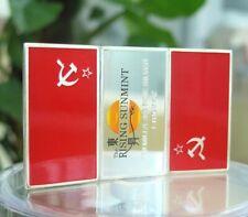 1 oz USSR Soviet Union Russia Flag 100 Mills .999 Silver Plated Bar