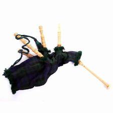 Tartan Republic Chanter Scottish Highland Children's Black Watch Modern Bagpipes
