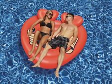 Swim Line Giant Heart Float (63 Inches)