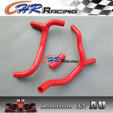 silicone radiator hose  for Honda CRF450 CRF450R 09 10 11 12 2009 2010 2011 2012