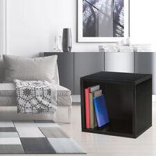 Design Carton Cube MUR suspendu étagère chambre à coucher NUIT TABLE STAND