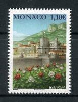 Monaco 2017 MNH Castles Prince's Palace Europa 1v Set Architecture Stamps