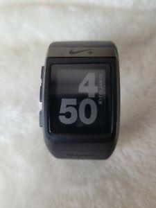 Nike+ SportWatch WM0069 GPS Running Powered by TomTom All Black