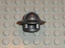 Casque LEGO castle minifig PearlDkGray helmet ref 527 / Set 7948 7946