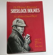 The Original Illustrated Sherlock Holmes Arthur Conan Doyle HC DJ 1978 1st Ed