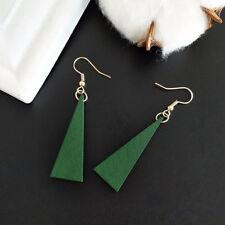 HandmadeGeometric Drop Dangle Earrings Triangle Ear Studs Earrings Jewelry Gi~JP