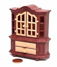 Playmobil Victorian Dollhouse Dining Room Hutch Cabinet Furniture 5316