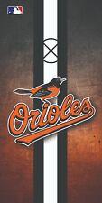 Baltimore Orioles Custom Cornhole Boards Wrap MLB Decal Custom Vinyl CDA04