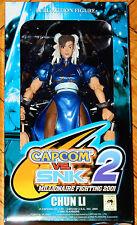 CAPCOM VS SNK 2 PS3 MORTAL KOMBAT TEKKEN STREET FIGHTER CHUN LI XBOX MIB PS4