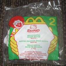 1999 - 2000 Hello Kitty McDonalds Happy Meal Toy - Charm Watch #2