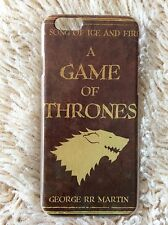 iPhone 6 & 6s Game of Thrones Winter Coming Phone Case Hard Protective Xmas Gift