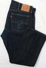 *LEVI'S* 514 Straight Fit Blue Jeans Cotton 38x30