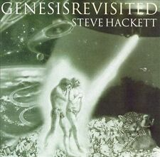 "Steve Hackett ""Watcher of the Skies: Genesis Revisited"" CD John Wetton"