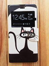 Funda (case) con tapa (libro - ventana) para Samsung Galaxy J5