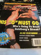 Wrestle America Magazine February 1999