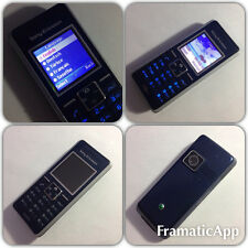 CELLULARE SONY ERICSSON K220 GSM VINTAGE CLASSIC PHONE K220i SIM FREE DEBLOQUE