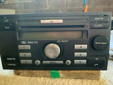 Ford 6000CD Car Radio and CD Player - with code