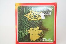 Silvestri Three Angel Chime Ornament Metal Brand New in Unopened Package