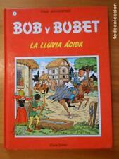 BOB Y BOBET - Nº 2 - LA LLUVIA ACIDA - WILLY VANDERSTEEN - PLAZA JOVEN (B1)