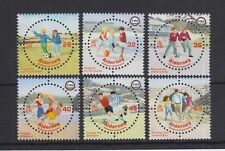 Alderney 2003 MNH UMM Stamp Set SG A229-A234 FIFA Centenary 100 Years 10% off 5