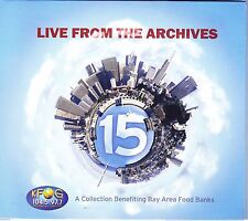 KFOG Live from the Archives Vol. 15 (David Gray, Snow Patrol, Feist etc)