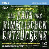 DAS HAUS DES HIMMLISCHEN ENTZUECKEN - CONRAD,JOSEPH   CD NEW