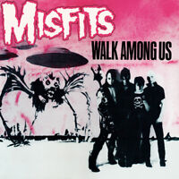 NEW CD Album Misfits - Walk Among Us (Mini LP Style Card Case) Classic Punk