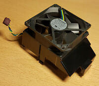 HP Compaq Elite 8000 Cpu Cooling Fan with Shroud PV902512PSPF / 435452-001