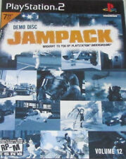 Jampack Vol. 12 RP-M Rating (Sony PlayStation 2, 2005) PS2 GAME COMPLETE