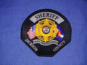 Jackson Co. Sheriff's Patch