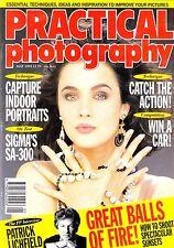 Practical  Photography Magazine with Sigma SA-300 camera  tested  May  1993