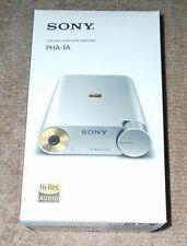 Sony portable headphone amplifier PHA-1A F/S Japan model Original Boxed