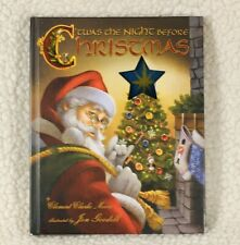 Twas The Night Before Christmas~with Ani-motion Pages~Children's Book~Hardback