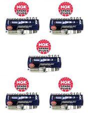 Set of (5) Volkswagen NGK Spark Plugs 2314 7B0000033