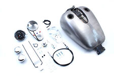 HARLEY FXR 1982 THRU 1994  4 GALLON GASTANK SPEEDO DASH  INSTALL KIT